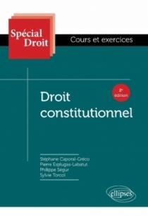Droit constitutionnel - 2e édition