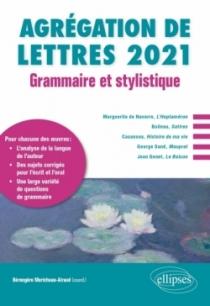 Grammaire et stylistique - Agrégation de lettres 2021