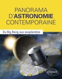 Panorama d'Astronomie contemporaine - Du Big Bang aux exoplanètes