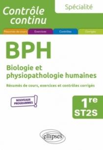 Spécialité BPH - Biologie et physiopathologie humaines - Première ST2S