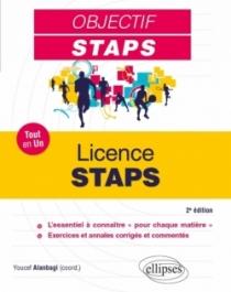 Tout-en-un STAPS - Licence STAPS - 2e édition