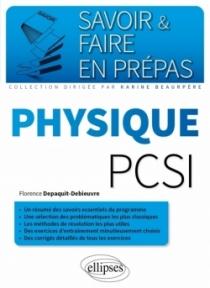 Physique PCSI