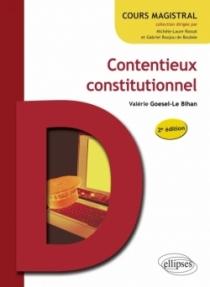 Contentieux constitutionnel - 2e édition