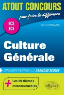 Culture Générale - concours d'entrée des écoles de commerce - ECS-ECE