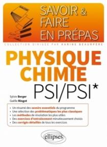 Physique-chimie PSI/PSI*