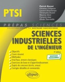 Sciences industrielles de l'ingénieur PTSI - Programme 2021