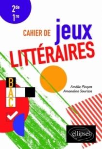 Cahier de jeux littéraires