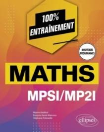 Mathématiques MPSI/MP2I - Nouveaux programmes