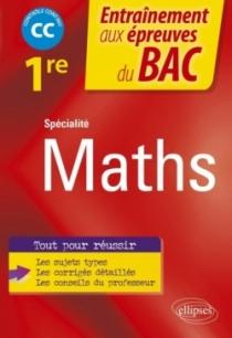 Spécialité Mathématiques - Première