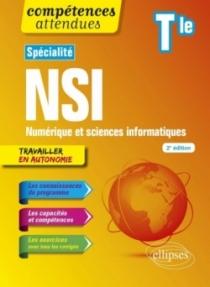Spécialité NSI - Numérique et sciences informatiques - Terminale