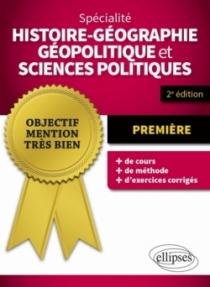 Spécialité Histoire-géographie, géopolitique et sciences politiques - Première